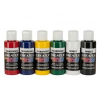 Акрилові фарби: переваги та сфера застосування-UA
