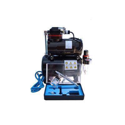 Профессиональный набор кондитера для аэрографии какао-маслом и шоколадом TC-80T/182N (...