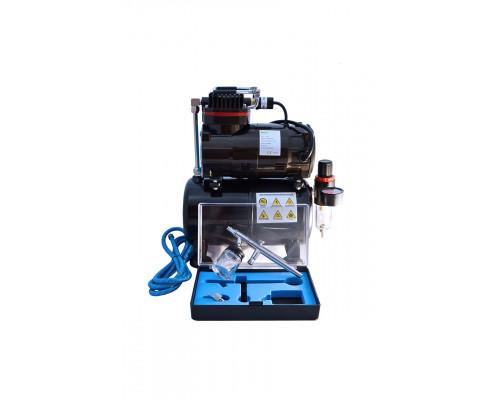 Профессиональный набор кондитера для аэрографии какао-маслом и шоколадом TC-80T/182N (0,7мм)
