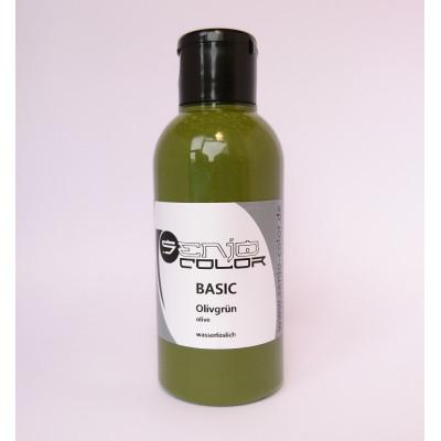 Аквагрим Senjo-Color оливковый 75 мл, 692013