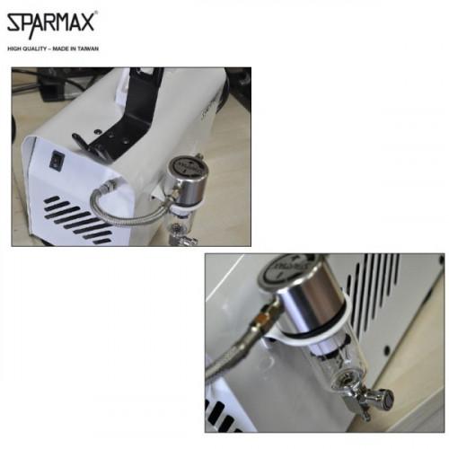 Компрессор Sparmax TC-2000 H