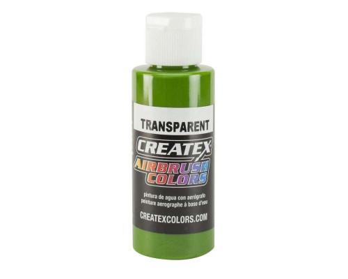 AB Transparent Tropical Green 5116 (краска прозрачная Тропический зеленый), 60 мл