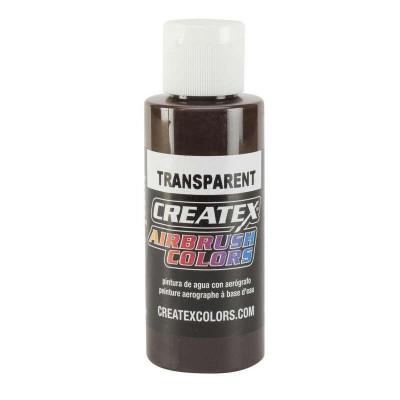 AB Transparent Dark Brown 5128 (краска прозрачная Темно-коричневая), 60 мл