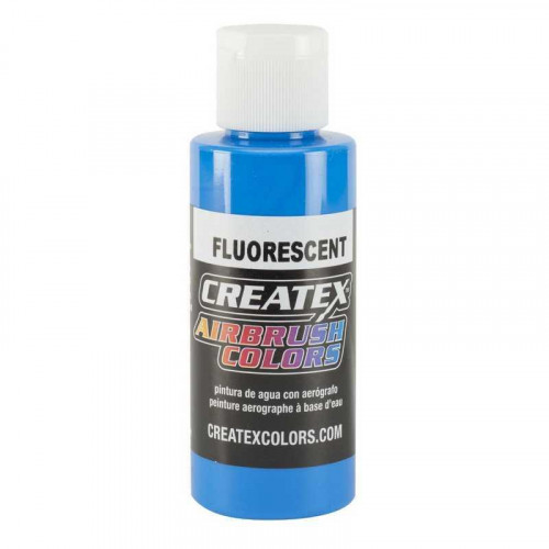 AB Fluorescent Blue (флуоресцентная синяя краска), 60 мл