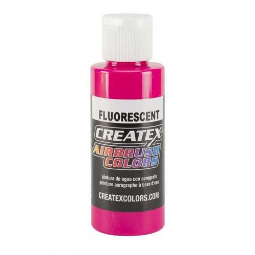 AB Fluorescent Magenta (флуоресцентная ярко-красная краска), 60 мл