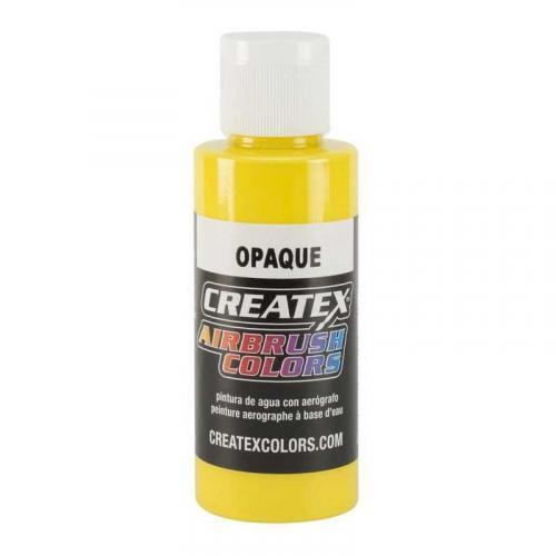 AB Opaque Yellow 5204 (краска непрозрачная Желтая), 60 мл