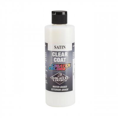 Createx Clear Coat Satin 5621 (сатиновое, атласное покрытие), 60 мл