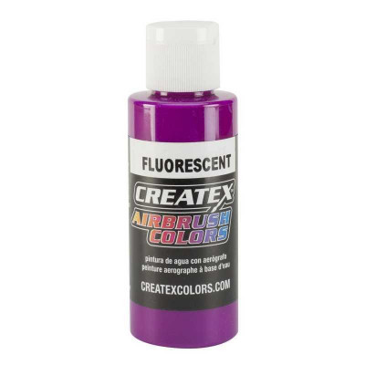 AB Fluorescent Violet (флуоресцентная фиолетовая краска) 5401, 60 мл