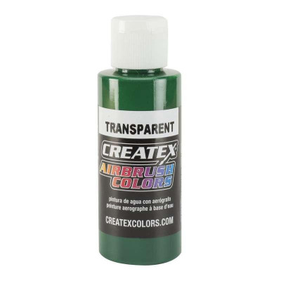 AB Transparent Brite Green 5109 (краска прозрачная Зеленый яркий), 60 мл