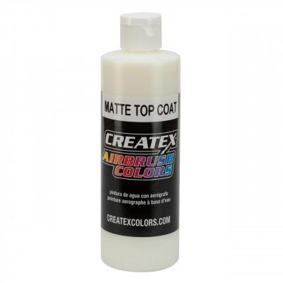 Createx Airbrush Matte Top Coat 5603 (матовый защитный лак), 60 мл