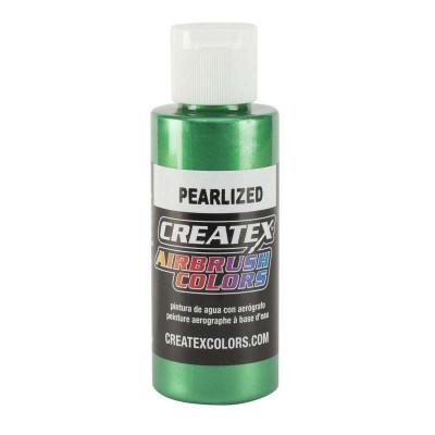 AB Pearl Green 5305 (фарба перламутрова Зелена), 60 мл