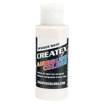 Createx Airbrush Opaque Base 5602 (укрывистая база), 60 мл