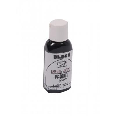 Краска для ногтей PREMIUM 5701/30 Nail-Art Black