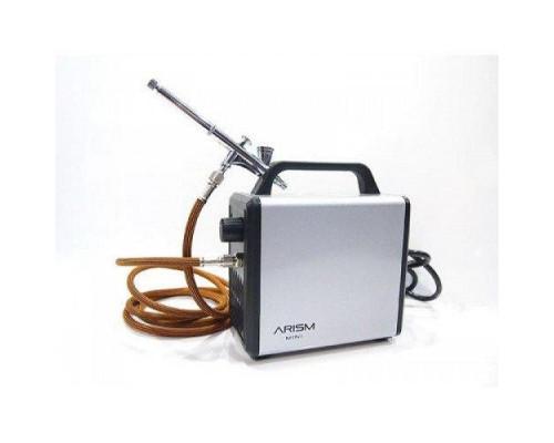 Набор для моделистов Sparmax Arism Mini с аэрографом DH-102 (0,25мм)