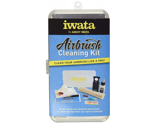 Набор для чистки аэрографа Iwata CL100