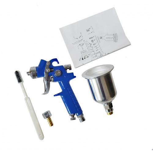 Пистолет покрасочный пневматический HVLP мини H-2000G1 (0.8)