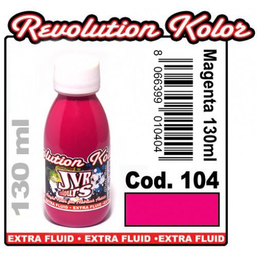 JVR Revolution Kolor, opaque magenta #104, 130ml