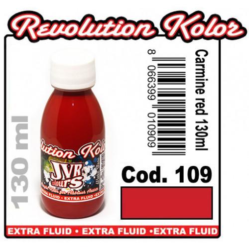 JVR Revolution Kolor, opaque carmine red #109,130ml
