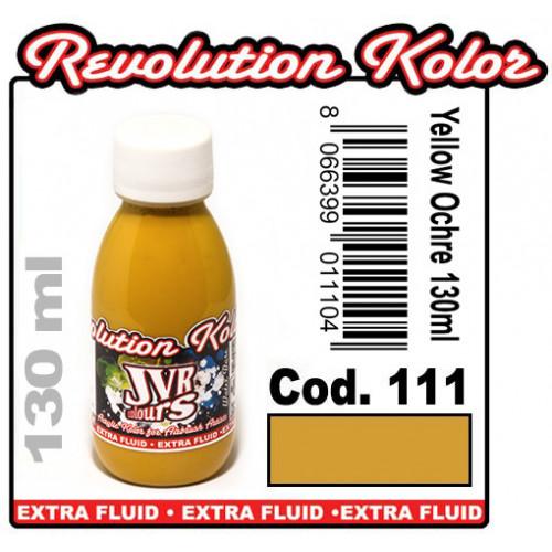 JVR Revolution Kolor, opaque yellow ochre #111,130ml