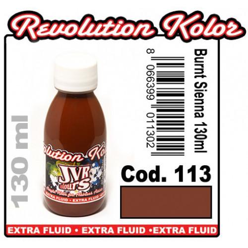 JVR Revolution Kolor, opaque burnt sienna #113,130ml