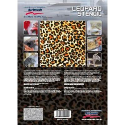 """Трафарет """"Леопард"""", 410142"""