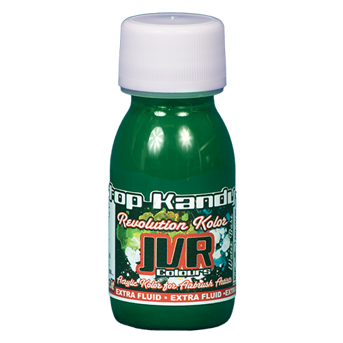 JVR Revolution Kolor, Kandy green #209,50ml