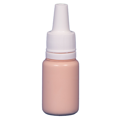 JVR Revolution Kolor, opaque flesh tint #107,10ml