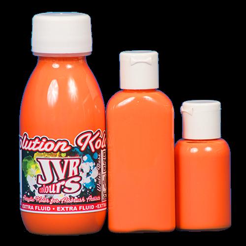 JVR Revolution Kolor, opaque orange #106, 30ml