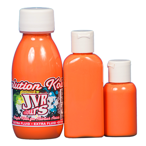 JVR Revolution Kolor, opaque orange #106, 130ml