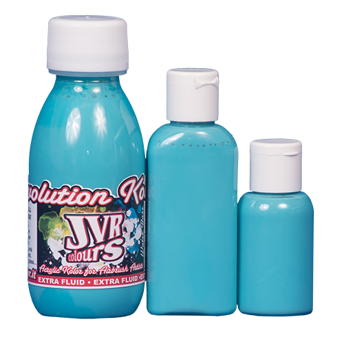 JVR Revolution Kolor, opaque turquoise #120,130ml