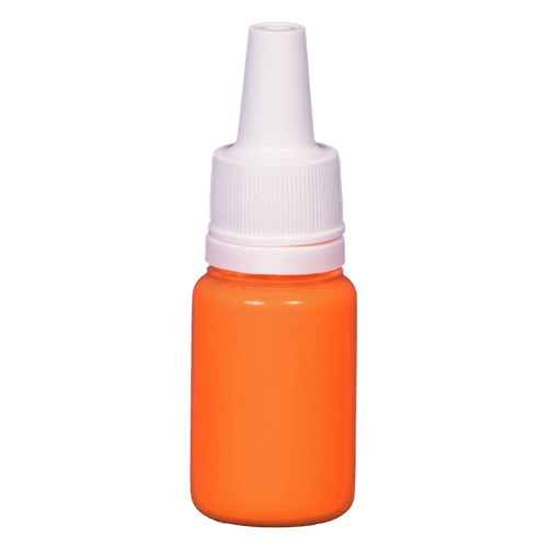 JVR Revolution Kolor, opaque orange #106, 10ml