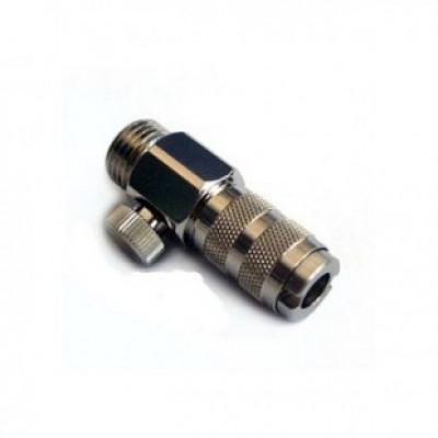 Быстросъемная муфта c регулятором давления Harder&Steenbeck 104703