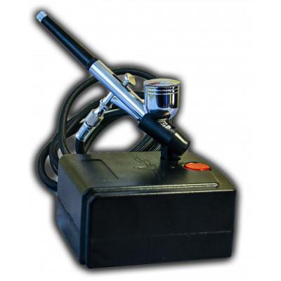 Набор для аэрографии на тортах и пряниках TC-100Auto/TG130N (0,3мм)