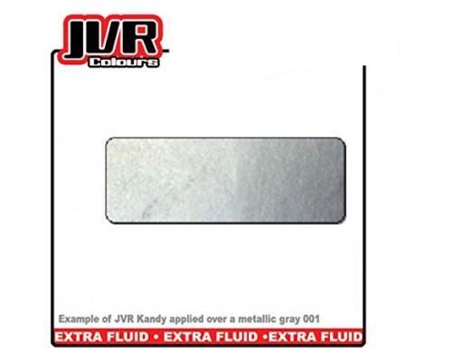 JVR Revolution Kolor, подложка серебро под Сandy. #001, 10мл