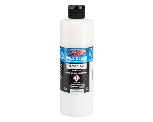 Createx UVLS Gloss Clear 4050 лак глянцевый, 120 мл