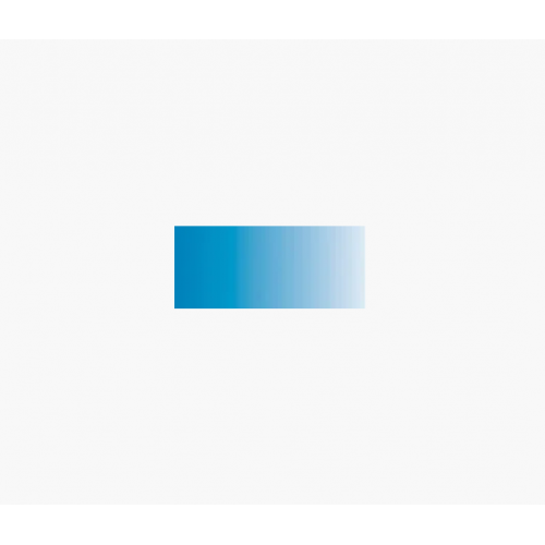 Краска акриловая Com Art 12021 Repro Cyan циан, 28 мл
