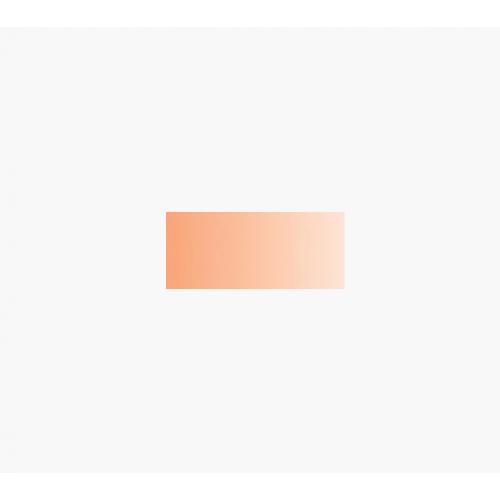 Краска акриловая Com Art 20121 Transparent Burnt Orange темная оранжевая полупрозрачная, 28 мл