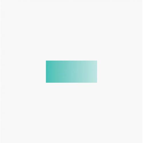 Краска акриловая Com Art 20241 Transparent Viridian виридиан сине-зеленый полупрозрачный, 28 мл