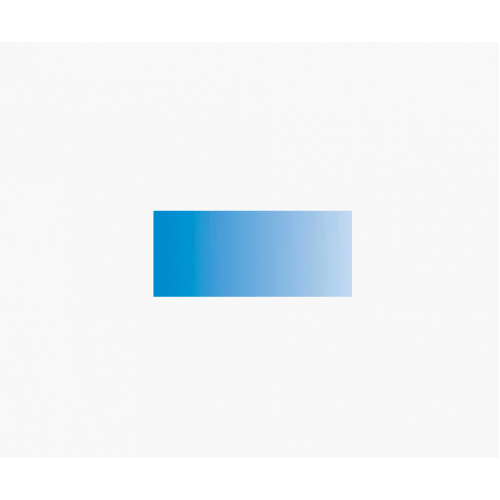 Краска акриловая Com Art 10041 Opaque Phtalo Blue голубая укрывистая, 28 мл
