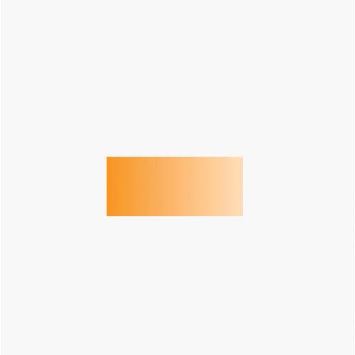 Краска акриловая Com Art 10301 Opaque Bright Orange яркая оранжевая укрывистая, 28 мл