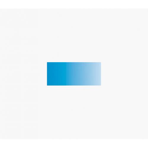 Краска акриловая Com Art 10381 Opaque Azure Blue лазурная укрывистая, 28 мл