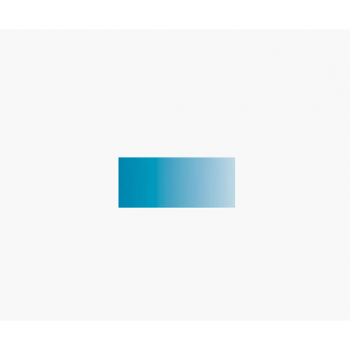 Краска акриловая Com Art 10391 Opaque Blue Green сине-зеленая укрывистая, 28 мл