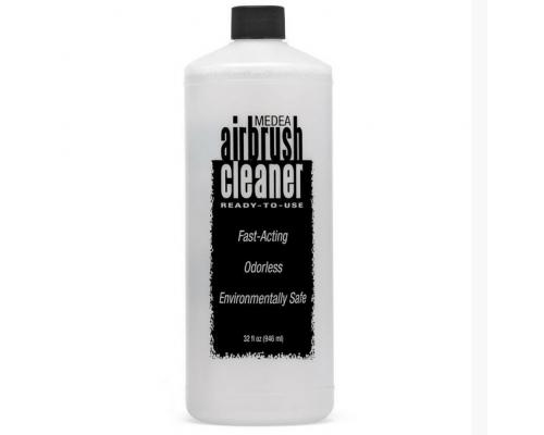 Разбавитель-очиститель IWATA Com Art 650032 Airbrush Cleaner, 896 мл