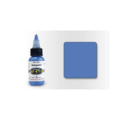 Аквагрим Pro-color blue, 30мл