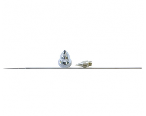 Сопло, игла и диффузор Size 3 (0,66 мм) для аэрографов Paasche