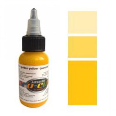 Pro-color 60003 opaque golden yellow (золотисто-желтая), 30мл
