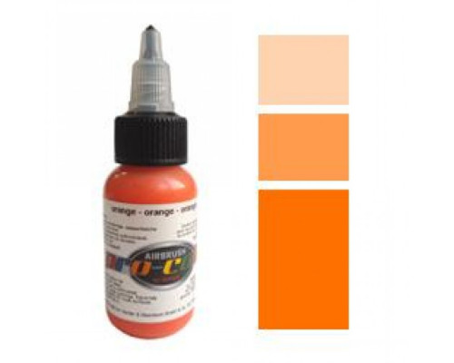 Pro-color 60004 opaque orange (оранжевая), 30мл