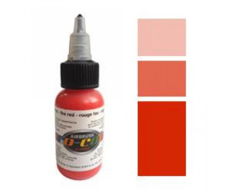 Pro-color 60005 opaque fire red (огненно-красная), 30мл