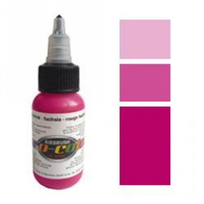 Pro-color 60007 opaque fuchsia (фуксия), 30мл