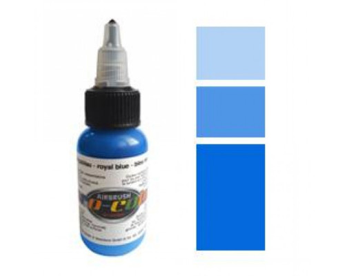 Pro-color 60009 opaque royal blue (королевский голубой), 30мл